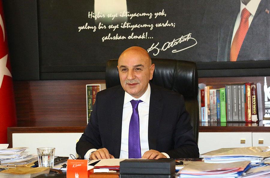 Başkan Altınok, Hazine ve Maliye Bakanlığının Belediyeler İçin Açıkladığı Desteğe Teşekkür Etti