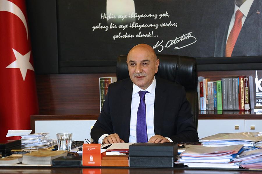 Ramadan message from Mayor Altınok