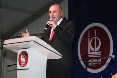 KEÇİÖREN'DE 19 MAYIS COŞKUSU