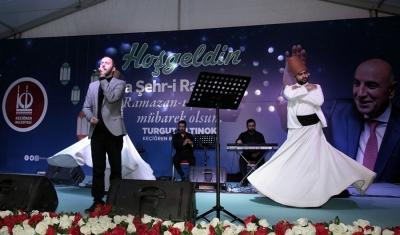 KEÇİÖREN'DE RAMAZAN COŞKUSU DEVAM EDİYOR