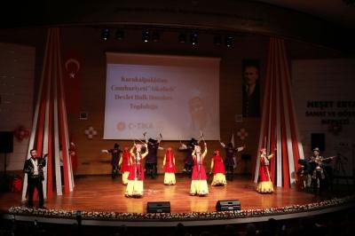 Ankara`nın başkent oluşu Keçiören`de coşkuyla kutlandı