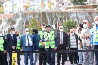 Avrupa Hareketlilik Haftası Keçiören'de kutlandı