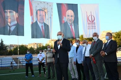 Başkan Altınok: Atatürk kararlı olmasaydı Suriye'den kötü olurduk
