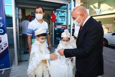 Başkan Altınok: Bin 300 çocuğumuzu sünnet ettiriyoruz