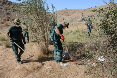Başkan Altınok: Doğamızın alın yazısı çöplerle yazılmasın