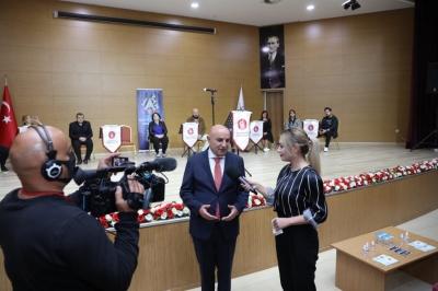 Başkan Altınok'tan Keçiören'in Yıldızları'na tam destek