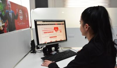 Keçiören Belediyesi 'Kan Bankası' pandemi sürecinde de işbaşında