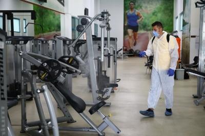 Keçiören Belediyesinden sağlıklı spor imkânı