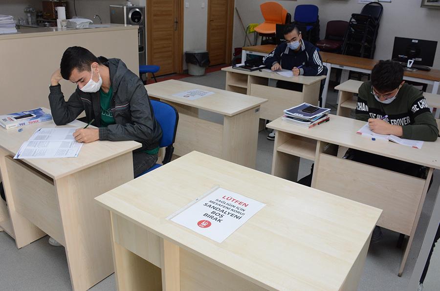 Keçiören Belediyesi tüm tesislerinde normalleşme önlemlerini tamamladı