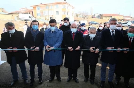 Başkan Altınok: Şehri doyuran köyümüzdür