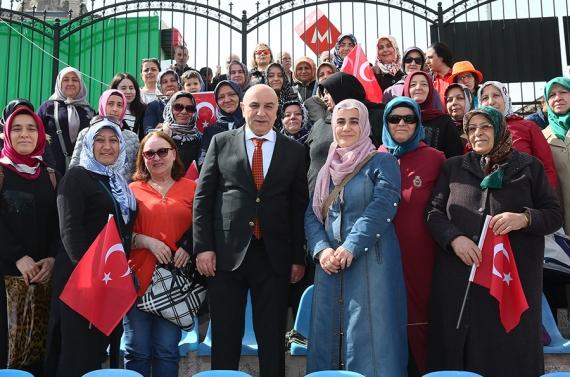 Başkan Altınok'tan 8 Mart Dünya Kadınlar Günü mesajı