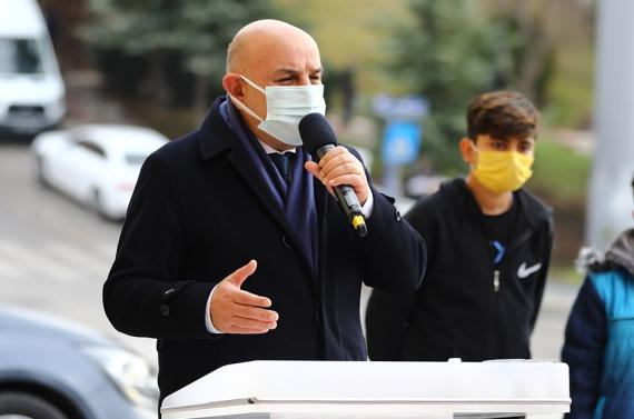 Başkan Altınok'tan kentsel dönüşüm vetosuna sert tepki