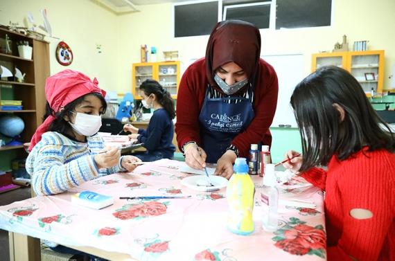 """Keçiören'de """"Çocuk Eğitim Merkezi"""" hizmete başladı"""