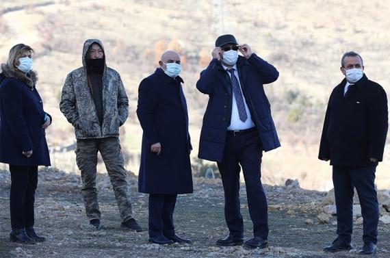 Keçiören'deki devasa park Nursultan Nazarbayev'in ismini taşıyacak