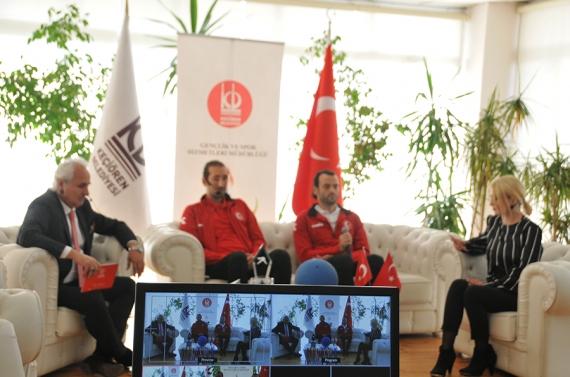 Milli yıldızların hedefi Tokyo Paralimpik Şampiyonluğu