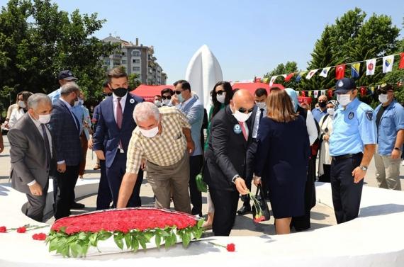 Srebrenitsa Soykırımı 25'inci yıl dönümünde Keçiören'de anıldı