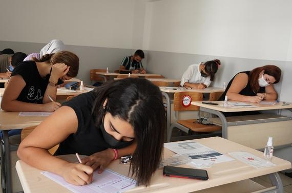 Tepebaşı Kurs Merkezi'nde SBS ile sınıflar belirleniyor