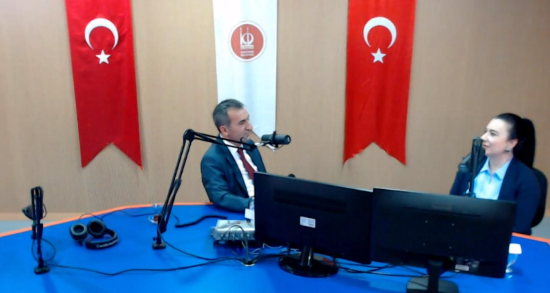 Neslihan Dokumacı İle Kahve Molası- Ahmet Buran