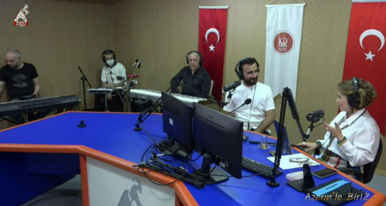 Azerin`le Bir`iz-Ahmet Tuzlu