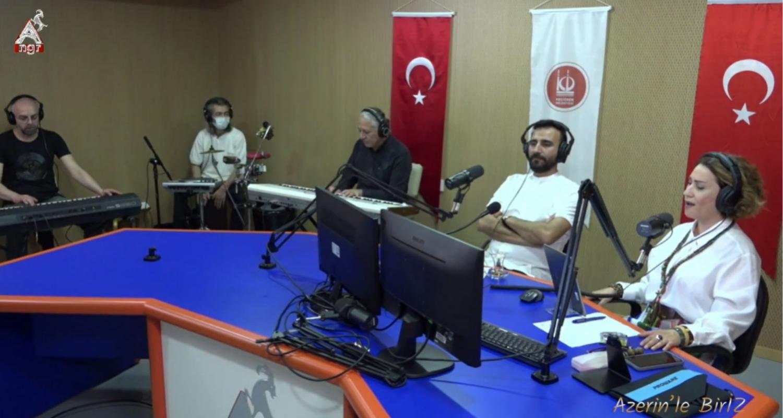 Azerin`le Bir`İz-Ahmet Tuzlu