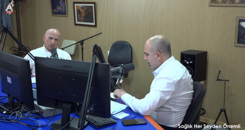 Dr. Ramazan Aydın- Sağlık Her Şeyden Önemli-Opr. Dr. Mehmet Demir