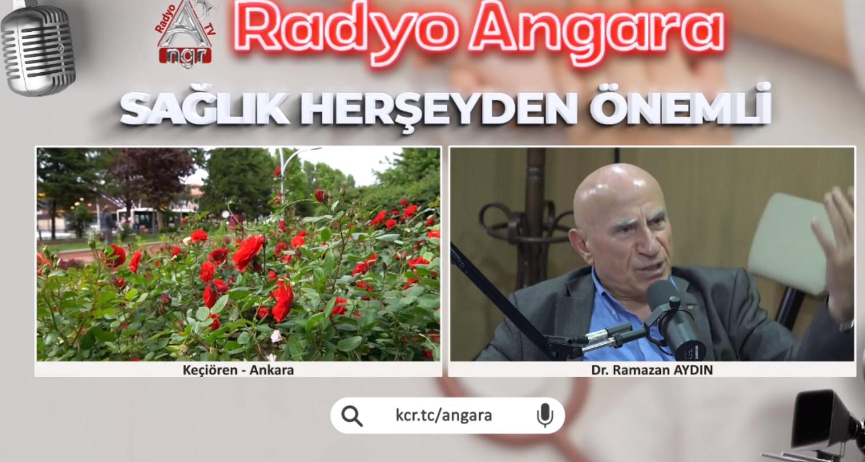 Dr. Ramazan Aydın- Sağlık Her Şeyden Önemli