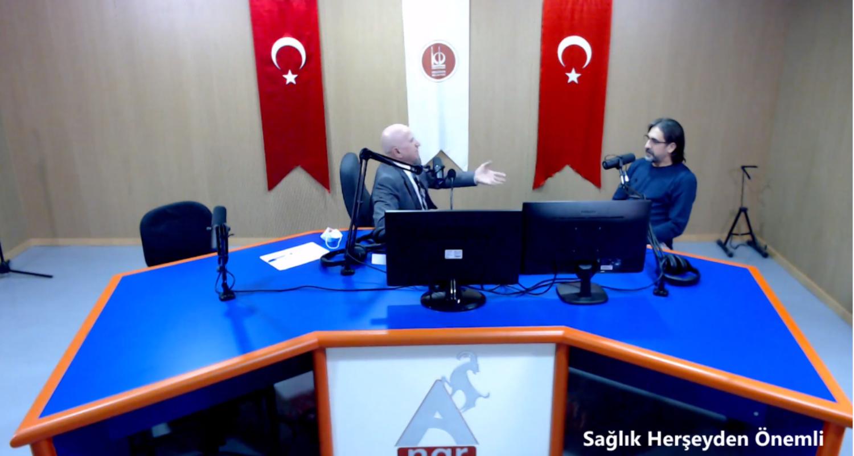 Dr. Ramazan Aydın- Sağlık Her Şeyden Önemli-Opr.Dr Ercan Köseoğlu