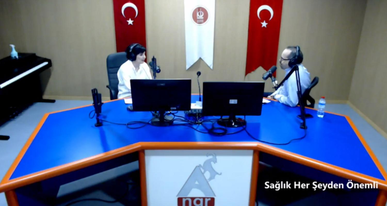 Dr.Aylin Aker Ayrım-Sağlık Her Şeyden Önemli-Op. Dr. Ertan Öztürk