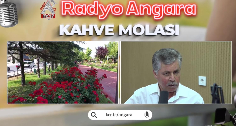 Merve Başer  İle Kahve Molası-Orman Mühendisleri Odası 2. Başkanı Ahmet Kara