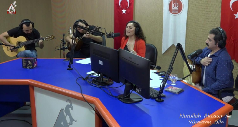 Nurullah Akçayır İle Yürekten Dile-Nahide Saygün  Akkal