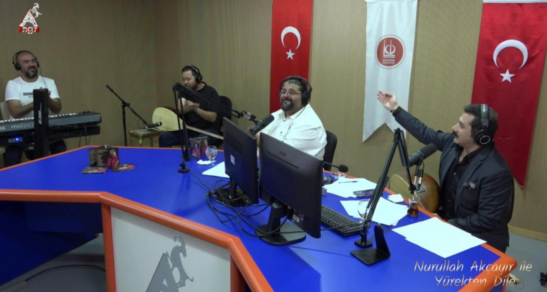 Nurullah Akçayır İle Yürekten Dile-Mustafa Özarslan