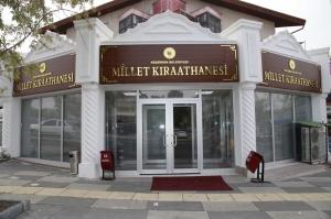 MİLLET KIRAATHANESİ